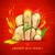lord ganesha made of rock for ganesh chaturthi stock photo © vectomart