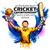 Batsman playing cricket championship sports stock photo © vectomart