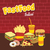 fastfood snacks theme set stock photo © vector1st