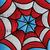 farbenreich · Spinnennetz · Kunst · Vektor · Illustration · Design - stock foto © vector1st