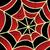 örümcek · ağı · asılı · ağaç · stil - stok fotoğraf © vector1st