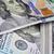 новых · доллара · американский · долларов - Сток-фото © Vectorex