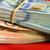 наличных · десять · тысяча · американский · долларов · пять - Сток-фото © Vectorex