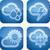ícones · tempo · vetor · eps · formato - foto stock © vectorminator