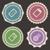 коричневый · полосатый · конверт · тень · кусок · бумаги - Сток-фото © vectorminator