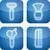 ванны · ванную · другой · повседневный · вещи - Сток-фото © vectorminator