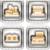 vektor · iroda · ikon · gyűjtemény · szett · üzlet · irodai · munka - stock fotó © vectorminator