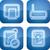 modem · izometrikus · 3D · számítógép · hardver · ikon · szett - stock fotó © vectorminator