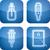 szemorvos · ábécé · teszt · szoba · szemüveg · nagyító - stock fotó © vectorminator