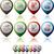 vídeo · iconos · seis · colorido · diseno - foto stock © vectorminator