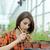 pala · horticultura · imagen · papel · madera · fondo - foto stock © velkol