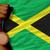 voetbal · vlag · Jamaica · geïsoleerd · witte · sport - stockfoto © vepar5