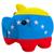 malac · gazdag · bank · színek · zászló · amerikai - stock fotó © vepar5