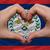 szív · zászló · Belize · felső · szívek · izolált - stock fotó © vepar5