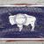 bandera · Wyoming · grunge · textura · preciso - foto stock © vepar5