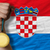 calcio · bandiera · Croazia · regolare · estate - foto d'archivio © vepar5