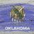 bandeira · Oklahoma · grunge · textura · preciso - foto stock © vepar5