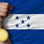 gold medal for sport and national flag of honduras stock photo © vepar5
