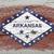 bandeira · Arkansas · grunge · textura · preciso - foto stock © vepar5