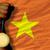 футбола · флаг · Вьетнам · 3d · иллюстрации · Футбол · спорт - Сток-фото © vepar5