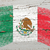 flag of mexico on grunge wooden texture painted with chalk   stock photo © vepar5