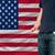 recessie · jonge · man · samenleving · USA · arme · man - stockfoto © vepar5