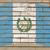 zászló · Guatemala · grunge · téglafal · festett · kréta - stock fotó © vepar5