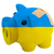 closed piggy rich bank with bandage in colors national flag of u stock photo © vepar5