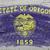 bandeira · Oregon · grunge · textura · preciso - foto stock © vepar5