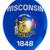 zászló · Wisconsin · integet · szél · magas · minőség - stock fotó © vepar5