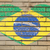 Бразилия · Гранж · флаг · стиль · Футбол · синий - Сток-фото © vepar5