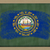 zászló · New · Hampshire · iskolatábla · festett · amerikai · szín - stock fotó © vepar5