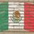 mexican · banderą · grunge · ilustracja · zielone - zdjęcia stock © vepar5