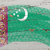 flag of turkmenistan on grunge wooden texture painted with chalk stock photo © vepar5