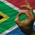 apoiar · África · mãos · mão · amor · palma - foto stock © vepar5