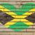 hart · vlag · Jamaica · grunge · 3d · illustration · reizen - stockfoto © vepar5