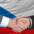 businessmen handshake after good deal in front of czech flag stock photo © vepar5