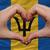 cuore · amore · gesto · mani · bandiera - foto d'archivio © vepar5