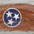 flag of US state of tennessee on grunge wooden texture precise p stock photo © vepar5
