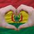 Боливия · стране · флаг · карта · форма · текста - Сток-фото © vepar5