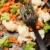 fresche · tritato · verdura · metal - foto d'archivio © veralub