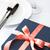 mesa · regalo · vista · elegante · simple - foto stock © veralub