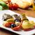 mixto · caliente · pimientos · frescos · colorido - foto stock © vertmedia