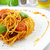 Spaghetti pesto rosso stock photo © vertmedia