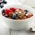 コーンフレーク · 果物 · 白 · ボウル · チョコレート · チップ - ストックフォト © vertmedia