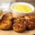 beefsteak bites with mustard stock photo © vertmedia