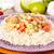 yemek · kişniş · tohumları · plaka · iç - stok fotoğraf © vertmedia