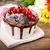 pastel · de · chocolate · suave · chocolate · núcleo · dulces · azúcar - foto stock © vertmedia