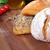 pane · fresche · olio · aglio · panetteria - foto d'archivio © vertmedia
