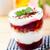 yoghurt with amarettinis stock photo © vertmedia